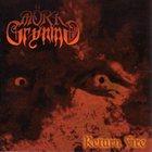 MÖRK GRYNING Return Fire album cover