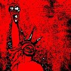 MOS GENERATOR Lies Of Liberty album cover