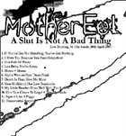 MOTHER EEL A Slut Is Not A Bad Thing album cover