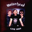 MOTÖRHEAD Live 1983 album cover