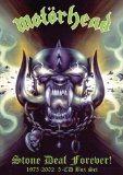 MOTÖRHEAD Stone Deaf Forever! album cover