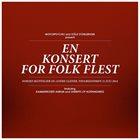 MOTORPSYCHO Motorpsycho And Ståle Storløkken: En Konsert For Folk Flest album cover