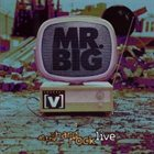 MR. BIG Channel V At The Hard Rock Live album cover