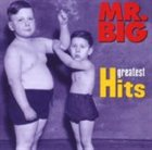MR. BIG Greatest Hits album cover