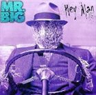 MR. BIG Hey Man album cover