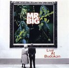 MR. BIG Live At Budokan album cover