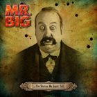MR. BIG The Stories We Could Tell album cover