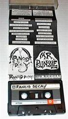 MR. BUNGLE Rancid Decay / Mr. Bungle album cover