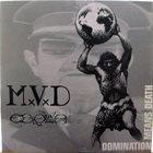 MUNDUS VULT DECIPI Domination Means Death album cover