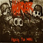 MURDER Back To Hell album cover