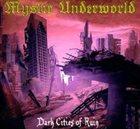 MYSTIC UNDERWORLD Dark Cities of Ruin album cover