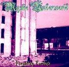MYSTIC UNDERWORLD Forgotten Paradise album cover