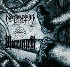 NACHTMYSTIUM Nachtmystium / Murmur album cover