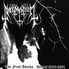 NACHTMYSTIUM The First Attacks: Demos 2000-2001 album cover