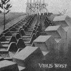 NAGELFAR Virus West album cover