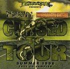 NAPALM DEATH Cursed to Tour album cover