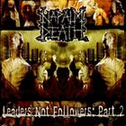 NAPALM DEATH Leaders Not Followers, Part 2 album cover
