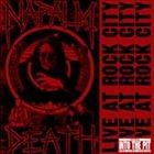 NAPALM DEATH Live At Rock City album cover