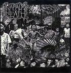 NAPALM DEATH Live EP album cover
