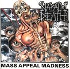 NAPALM DEATH Mass Appeal Madness album cover