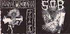 NAPALM DEATH Napalm Death / S.O.B. album cover