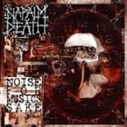 NAPALM DEATH Noise for Music's Sake album cover