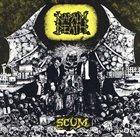 NAPALM DEATH Scum album cover