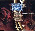 NAPALM DEATH Suffer the Children album cover