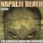 NAPALM DEATH The Complete Radio One Sessions album cover