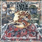 NAPALM DEATH The World Keeps Turning EP album cover