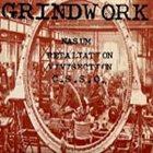 NASUM Grindwork album cover