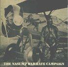 NASUM The Nasum / Warhate Campaign album cover