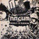 NASUM World in Turmoil album cover