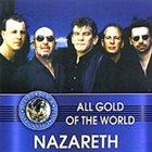 NAZARETH All Gold Of The World album cover