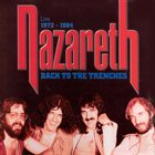 NAZARETH Back To The Trenches: Live 1972-1984 album cover