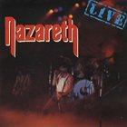NAZARETH Live album cover