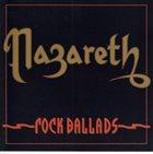 NAZARETH Rock Ballads album cover