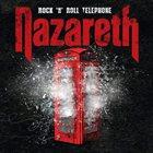 NAZARETH Rock 'N' Roll Telephone album cover