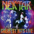 NEKTAR GREATEST HITS LIVE album cover
