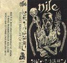 NILE Ramses Bringer of War album cover