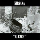 NIRVANA Bleach album cover