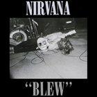 NIRVANA Blew album cover