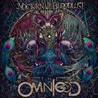 NOCTURNAL BLOODLUST The Omnigod album cover