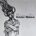 NOMADIC (IN) Babylon Shitstem album cover