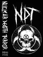 NUCLEAR DEATH TERROR Nuclear Death Terror album cover