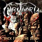 OBITUARY Back From the Dead album cover
