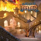 OBSCENE JESTER Citadels on Fire album cover