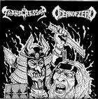 OCEAN OF ZERO Death Honour album cover