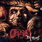 OCEANO Incisions album cover