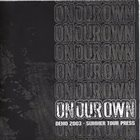 ON OUR OWN Demo 2003 album cover